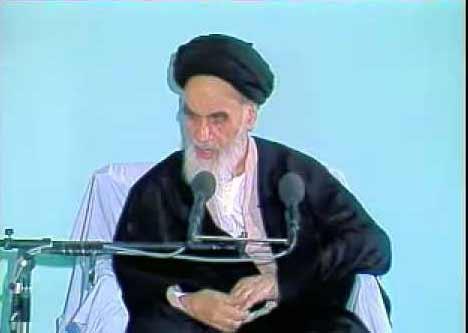 مناجات امام خمینی (ره) قبل از حلول ماه مبارک رمضان